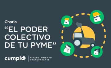 Noticias Cumplo - Charla en Ideactiva: El Poder Colectivo de tu Pyme