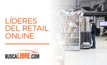 Noticias Cumplo - Buscalibre: Líderes del retail online