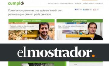 Noticias Cumplo - Cumplo.cl, el polémico emprendimiento financiero que desafió al sistema y ganó