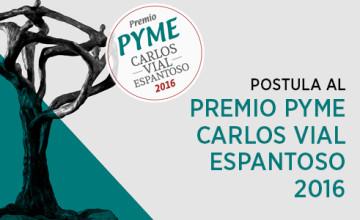 Noticias Cumplo - Postula al Premio Pyme Carlos Vial Espantoso 2016