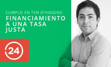 Noticias Cumplo - Cumplo en 24 Horas TVN: financiamiento a una tasa justa