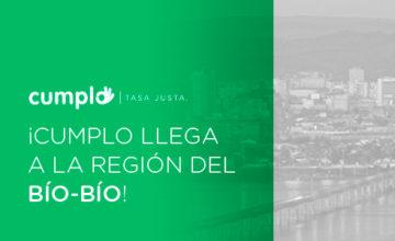 Noticias Cumplo - ¡Cumplo llega a la Región del Bío-Bío!